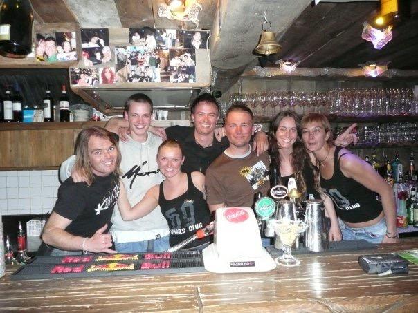 Staff & Friends of Kushtall - AWESOME peeps!
