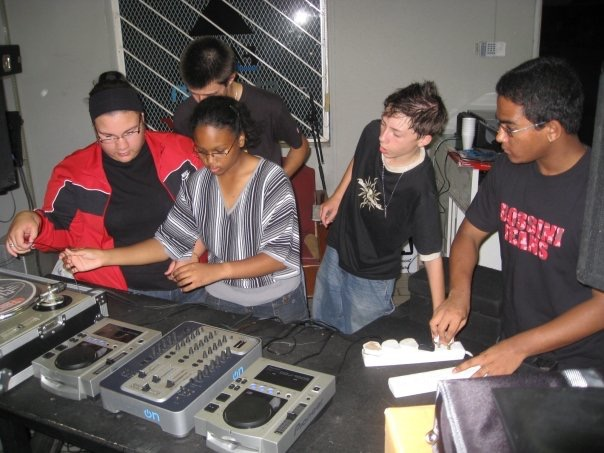 MixAcademy Dj School 2008 - Humble Beginnings 12