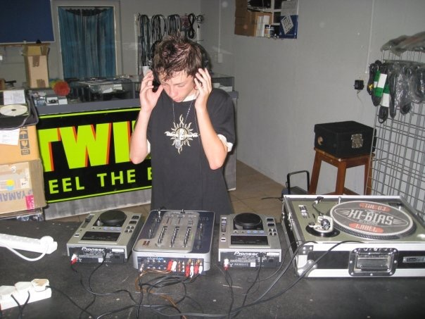 MixAcademy Dj School 2008 - Humble Beginnings 11