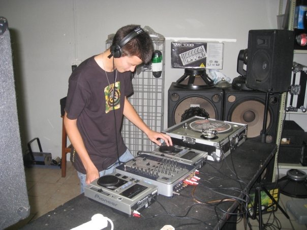 MixAcademy Dj School 2008 - Humble Beginnings 6