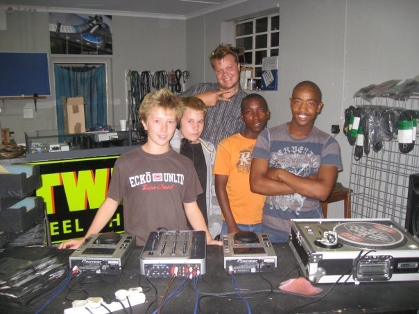 MixAcademy Dj School 2008 - Humble Beginnings 3