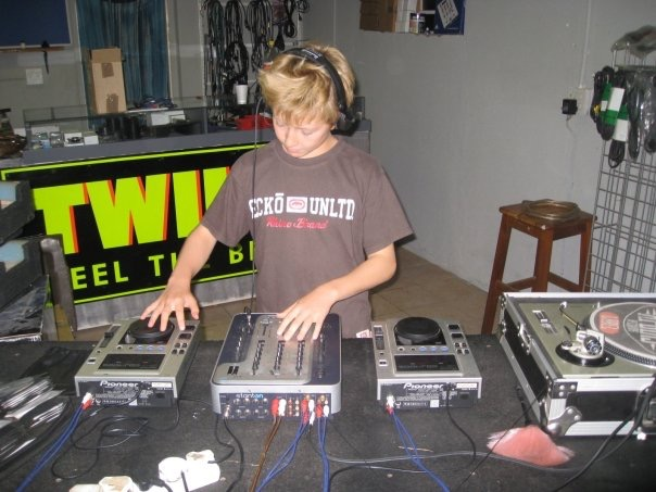 MixAcademy Dj School 2008 - Humble Beginnings 2
