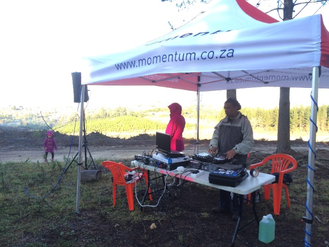 MixAcademy Dj Solutions @ Momentum Water Points - Knysna Oyster Fest 2015 6