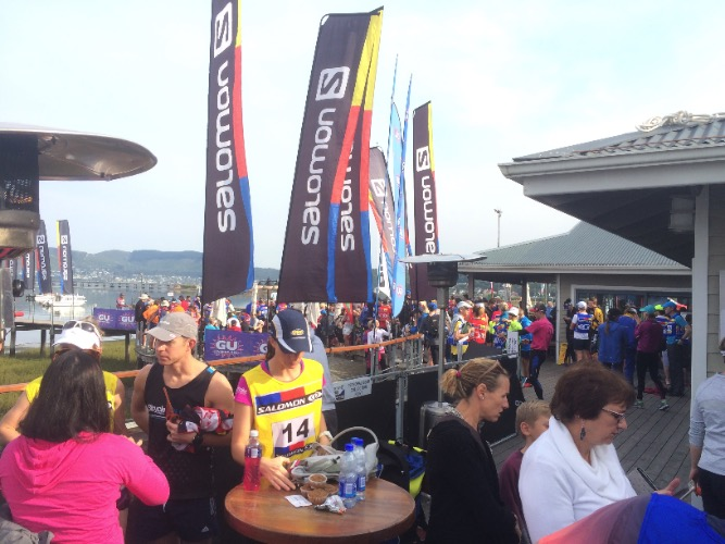 Salamon Featherbed Trail Run 2015 presented by GU