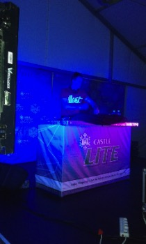 Castle Lite After Party 2015 - Quay Four Knysna - Dj Mickey D 14