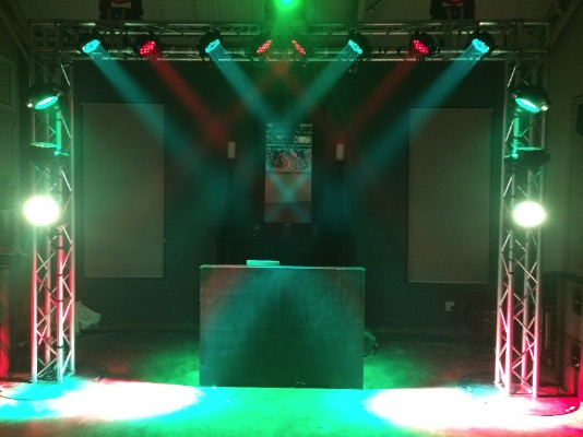 Fancourt 21st Birthday @ Tramonto  - Dj Mickey D - Dj Booth