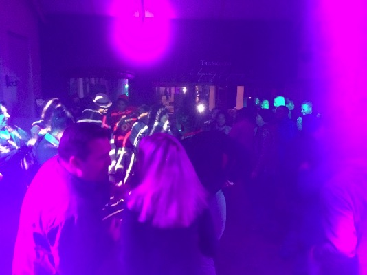 Fancourt 21st Birthday @ Tramonto  - Dance Floor
