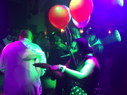 Fancourt 21st Birthday @ Tramonto  - Dance Floor AWESOME PIC