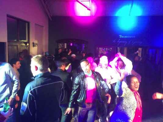 Fancourt 21st Birthday @ Tramonto  - Dance Floor 3
