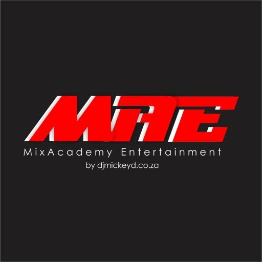 DJ Mickey D Logo
