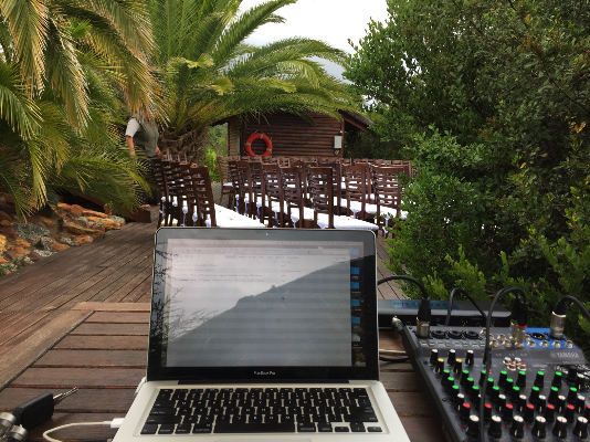 Garden Route Game Lodge Wedding - Dj and Equipment by djmickeyd.co.za 7