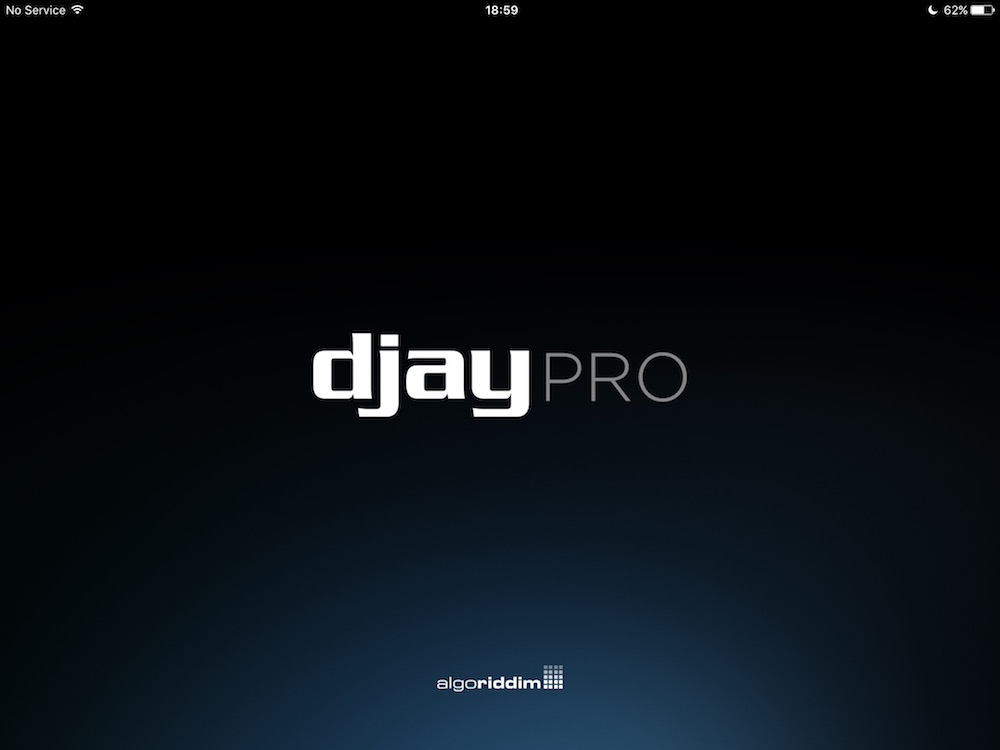Algoriddim djay Pro app